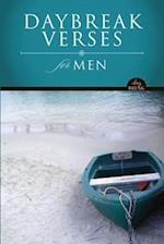 NIV, Daybreak Verses for Men, Hardcover (DayBreak Books)