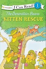 Berenstain Bears' Kitten Rescue (I Can Read!/Berenstain Bears/Good Deed Scouts/Living Lights)