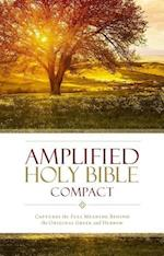 Amplified Holy Bible, Compact, Hardcover af Zondervan Publishing
