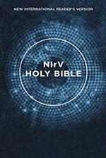 NIRV, Outreach Bible, Paperback, Blue