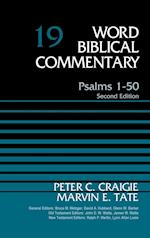 Psalms 1-50, Volume 19 (WORD BIBLICAL COMMENTARY)