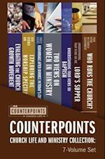 The Counterpoints Church Life and Ministry Collection af Paul E. Engle