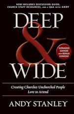 Deep & Wide af Andy Stanley