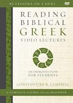 Reading Biblical Greek Video Lectures