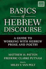 Basics of Hebrew Discourse