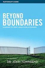 Beyond Boundaries Participant's Guide af John Townsend