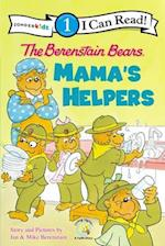 The Berenstain Bears Mama's Helpers (Zonderkids I Can Read)