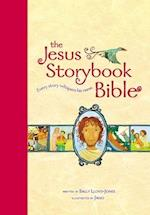 The Jesus Storybook Bible, Read-Aloud Edition (Jesus Storybook Bible)