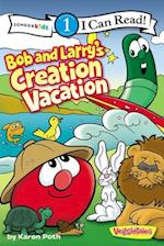 Bob and Larry's Creation Vacation (Zonderkids I Can Read)
