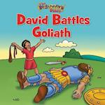 The Beginner's Bible David Battles Goliath (Beginners Bible Zonderkidz)