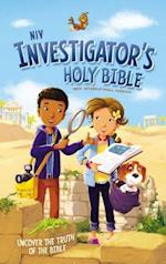 Investigator's Holy Bible
