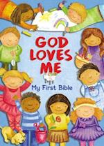 God Loves Me My First Bible