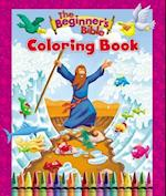 The Beginner's Bible Coloring Book (The Beginner's Bible)
