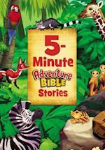 5-Minute Adventure Bible Stories (Adventure Bible)