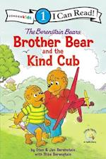 The Berenstain Bears Brother Bear and the Kind Cub (Zonderkidz I Can Read)