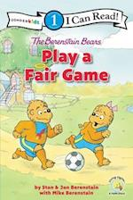 The Berenstain Bears Play a Fair Game (Zonderkidz I Can Read)
