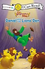 The Beginner's Bible Daniel and the Lions' Den (Zonderkidz I Can Read)