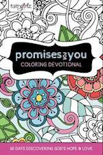 Faithgirlz Promises for You Coloring Devotional (Faithgirlz!)