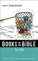 NIrV, The Books of the Bible for Kids: New Testament, Softcover (The Books of the Bible)