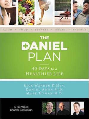 Bog paperback The Daniel Plan Church Campaign Kit af Rick Warren