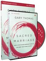Sacred Marriage Participant's Guide with DVD af Gary L. Thomas