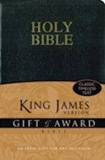 KJV, Gift and Award Bible af Zondervan