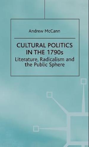 Cultural Politics in the 1790s