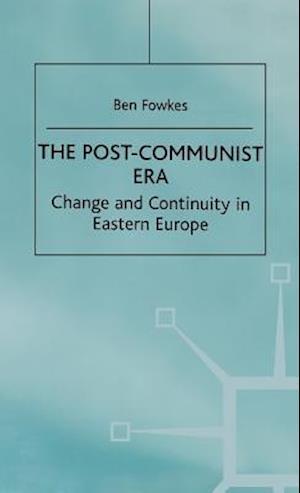 The Post-Communist Era