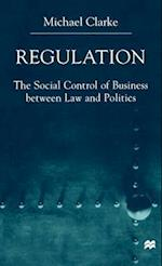 Regulation: The Social Control of Business Between Law and Politics