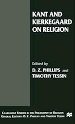 Kant and Kierkegaard on Religion af D. Phillips