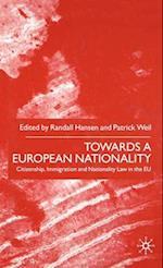 Towards a European Nationality