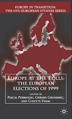 Europe at the Polls (Europe in Transition: The NYU European Studies)