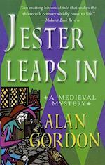 Jester Leaps In af Alan Gordon