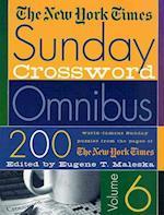 The New York Times Sunday Crossword Omnibus (New York Times Sunday Crossword Puzzles, nr. 6)