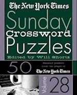 The New York Times Sunday Crossword Puzzles (New York Times Sunday Crossword Puzzles, nr. 28)