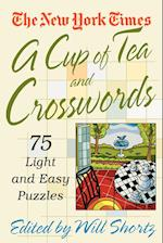A Cup of Tea and Crosswords (New York Times Crossword Puzzle)