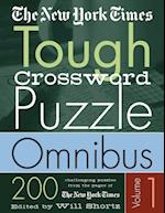 The New York Times Tough Crossword Puzzle Omnibus (New York Times Tough Crossword Puzzles, nr. 1)