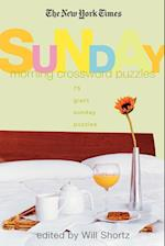 The New York Times Sunday Morning Crossword Puzzles
