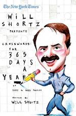 The New York Times Will Shortz Presents Crosswords for 365 Days (New York Times Crossword Puzzles)
