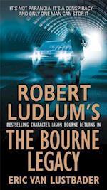 The Bourne Legacy af Eric Lustbader