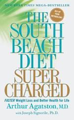 The South Beach Diet Supercharged af Arthur Agatston