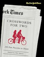 The New York Times Crosswords for Two (New York Times Crossword Book)