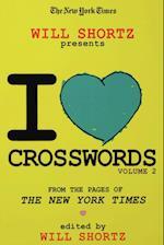 The New York Times Will Shortz Presents I Love Crosswords