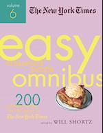 The New York Times Easy Crossword Puzzle Omnibus, Volume 6 (New York Times Easy Crossword Puzzle Omnibus, nr. 6)