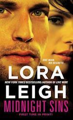 Midnight Sins af Lora Leigh