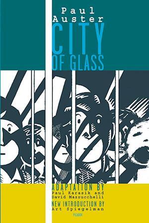 Bog paperback City of Glass af Paul Auster D. Mazzucchellil Paul Karasik