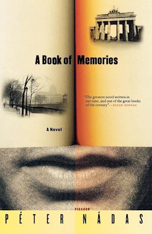 Bog paperback A Book of Memories af Péter Nádas