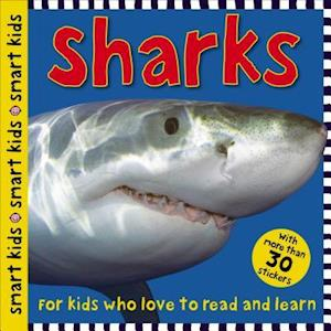 Sharks [With More Than 30 Stickers]