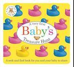 Baby's Treasure Hunt (Baby Basics)