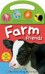Farm Friends (My Carry along Sound Books)